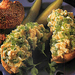 Bagel-tradition-oeufs-durs