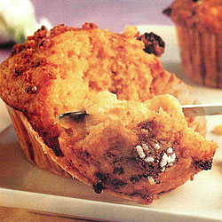 Recette de muffins au riz