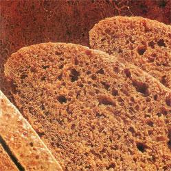 Recette du pain de seigle