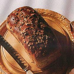 Recette du pain aux germes de blé