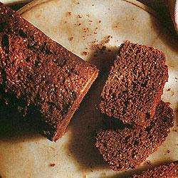 Recette du pain à la banane et à la caroube