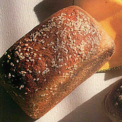 Recette du pain à la carotte