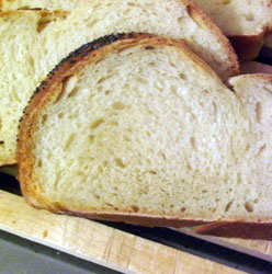 Recette du pain à l'oeuf